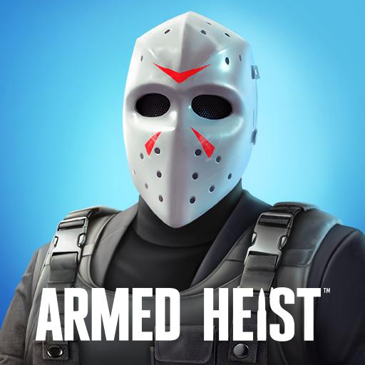 Armed Heist Apk Mod (God Mod)