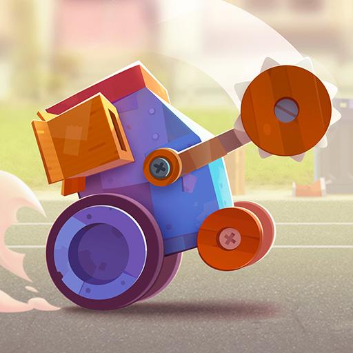 CATS: Crash Arena Turbo Stars Apk Mod (God Mod) Atualizado