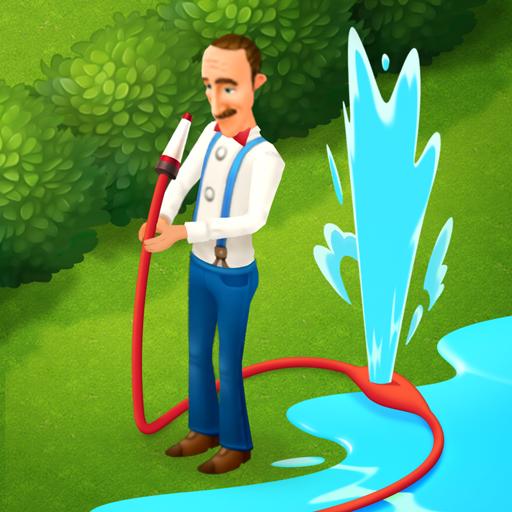 Gardenscapes Apk Mod (Dinheiro Infinito) Atualizado