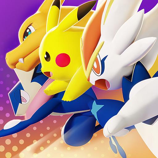 Pokémon UNITE Apk+Obb Atualizado (Download Grátis 2021)
