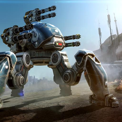 War Robots Apk Mod (Munição Infinita)