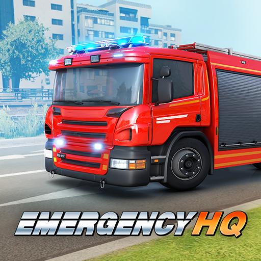 EMERGENCY HQ Apk Mod Menu (Speed) Atualizado