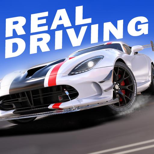 Real Driving 2:Ultimate Car Simulator Apk Mod (Dinheiro Infinito)